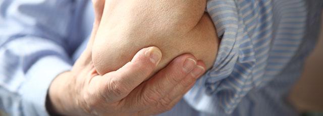 Stiff elbow